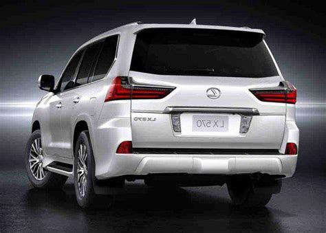 2018 Lexus Lx 570 Changes, Price, Mpg