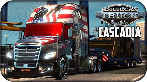 Freightliner Cascadia 2018  American Truck Simulator