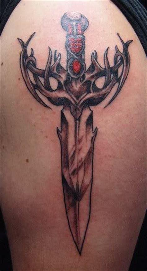 tattoo designs dagger tattoos