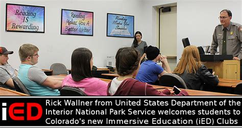 united states department of the interior bureau of indian affairs colorado opens immersive education clubs immersive