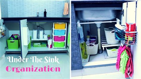 how to organize kitchen sink how to organize the kitchen sink cabinet 8778