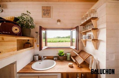 french tiny house lodyssee