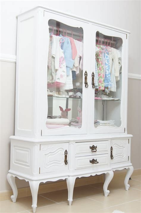 white china cabinet what s inside the china cabinet organized styled