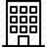 Icon Building Icons Premium Edificio Supplies Icono