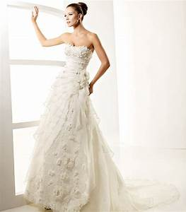 strapless crystal embellished giorgio armani wedding With wedding dresses designer