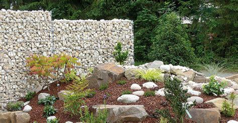 Der Garten  Gestalten Mit Gabionen RÖsratherleben