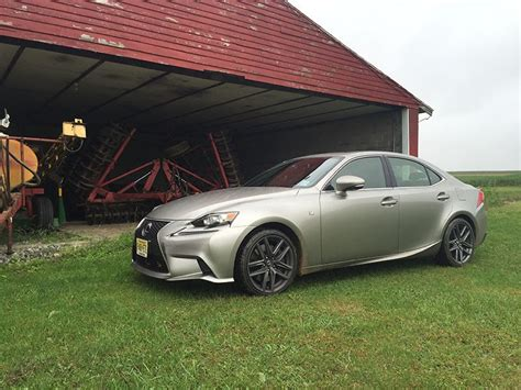 2015 Lexus Is350 F Sport Review by 2015 Lexus Is350 F Sport Review Right Foot