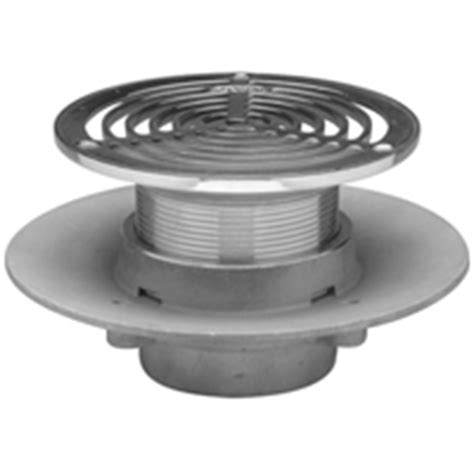 Zurn Floor Drains Stainless Steel by Factory Direct Plumbing Supply Zurn Industrial Stainless