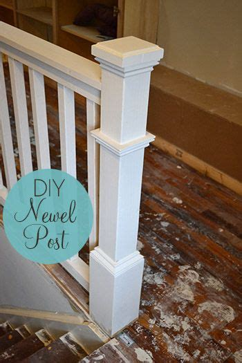 Banister Posts by 25 Best Ideas About Newel Posts On Staircase
