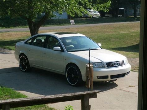 Audi A6 Modification by Rynohowza 2002 Audi A6 Specs Photos Modification Info At