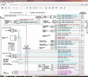 Cummins Ism 3666269-04 Wiring Diagram