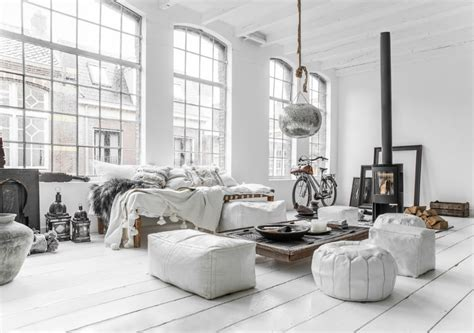 Grey And White Interior Design Inspiration From Scandinavia : 5 Secrets To Scandinavian Style