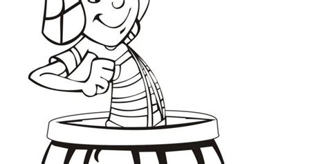 Chavo Del Ocho Coloring Pages Sanfranciscolife