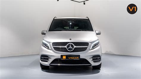 Find out all you want to know about the vehicle specifications, engines and consumption figures, as well as information on the dimensions of the sprinter. The New Mercedes-Benz V300d Extra Long AMG Line Arrives at VINCAR