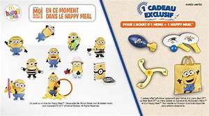 Jouet Du Moment Quick : mcdo happy meal 1 cadeau moi moche et m chant 3 offert d s 2 menus ~ Maxctalentgroup.com Avis de Voitures