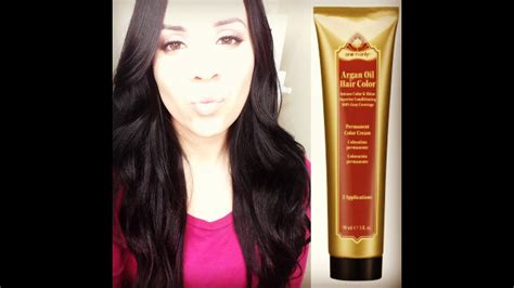 One 'n Only Argan Oil Permanent Hair Color Review