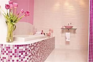 la salle de bain feminine revele ses beautes With salle de bain feminine