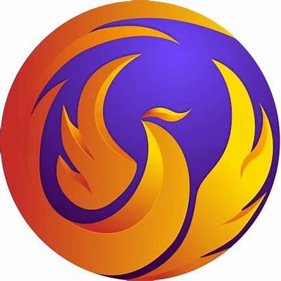 Browser Phoenix Windows Fast Private App Icon