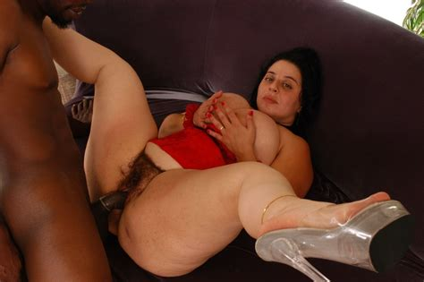Tanya – Big White Hairy Bbw – Loves That Black Cock Bbw