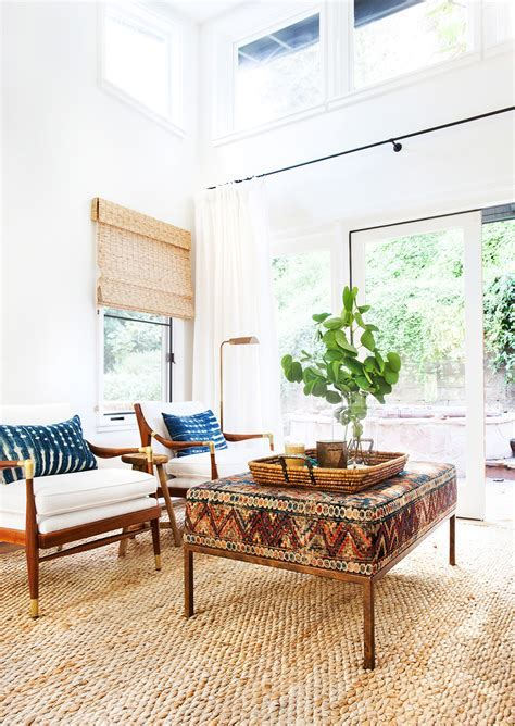 A New Family?s Bohemian Eclectic California Home Glitter, Inc.