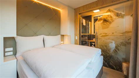 suite mit  schlafzimmer und sauna annex