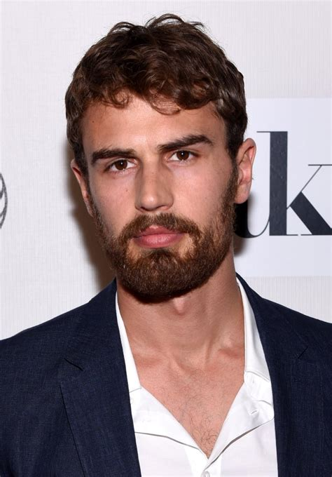 hot theo james pictures popsugar celebrity photo