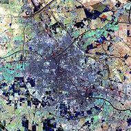 Tianjin China Map