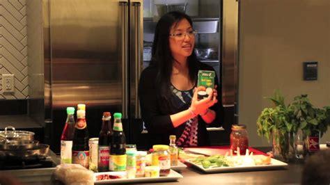 basic thai ingredients pt  hot thai kitchen youtube
