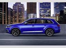 Audi SQ7 performance SUV revealed, gets triturbo TDI V8