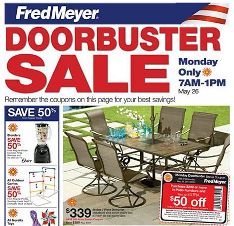 fred meyer outdoor furniture on sale outdoor furniture