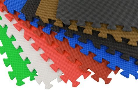 Eco Soft Tiles   Interlocking Foam Mats