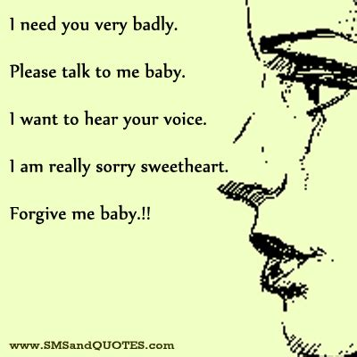 Talk To Me Baby Quotes
