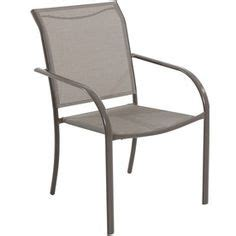 garden treasures driscol sling seat steel patio chaise