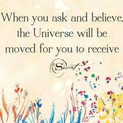 Ask. Believe. Receive. | Law of Attraction | Pinterest