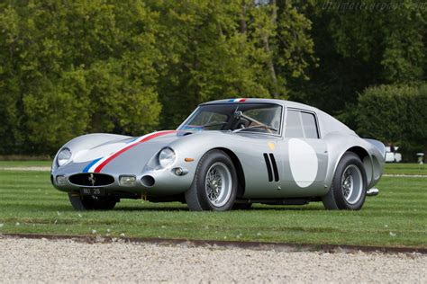Ferrari 250 GTO - Chassis: 4153GT - 2015 Chantilly Arts ...