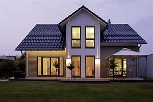 Ein Haus Bauen : einfamilienhaus bergheim ein fertighaus von gussek haus ~ Markanthonyermac.com Haus und Dekorationen