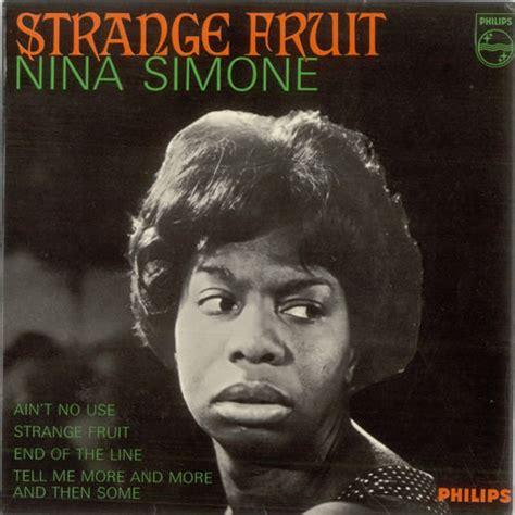 Nina Simone  Strange Fruit  The Prince Blog