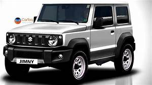 Nouveau Suzuki Jimny 2018 : maruti jimny gypsy replacement confirmed for next year india to be production hub ~ Maxctalentgroup.com Avis de Voitures