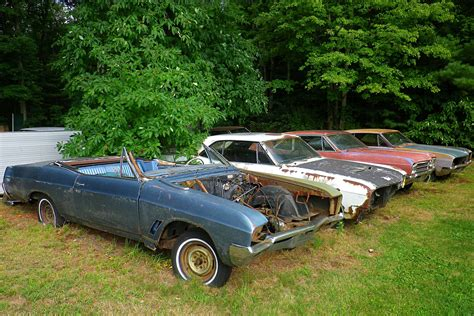 Buick Skylarks by Buick Hoard One S Obsession With The1966 Buick