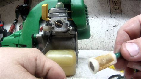 6 Steps Guide To Repair Gas Line On Weed Eater