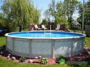 Piscine Hors Sol Resine : sup rieur piscine hors sol resine 10 maison vendu ~ Melissatoandfro.com Idées de Décoration