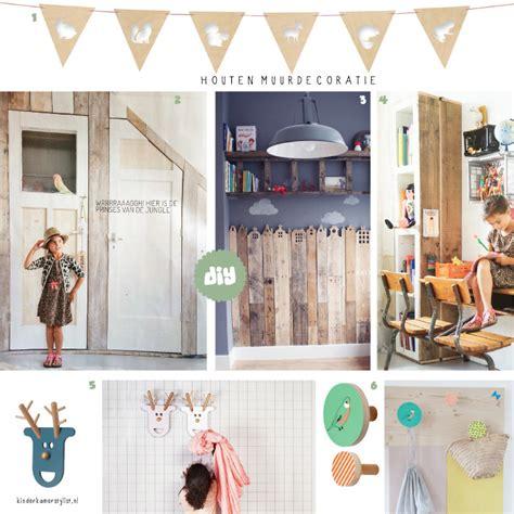 babykamer decoratie muur houten muurdecoratie kinderkamer kinderkamerstylist