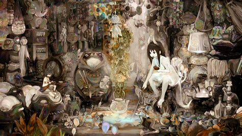 Artistic Anime Wallpaper - artistic anime wallpapers top free artistic anime