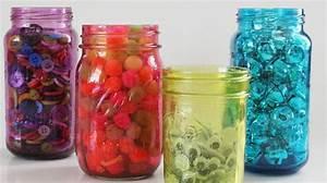 140 Diy Mason Jar – Crafts, Lights, Storage, Vases