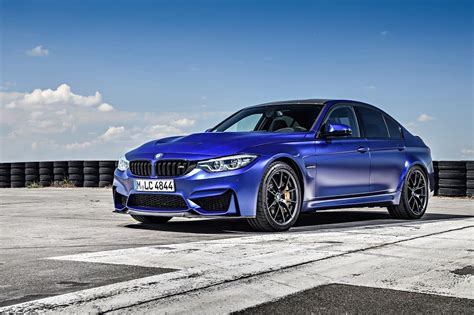2020 Bmw M3 'pure' To Offer Rear-wheel Drive, Manual