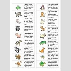 Animals Dominoes (with Text) Worksheet  Free Esl Printable Worksheets Made By Teachers