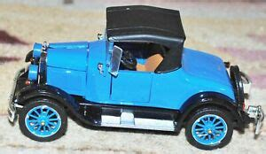 chevy series  superior roadster  scale