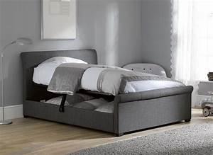 Wilson Ottoman Bed Frame Dreams