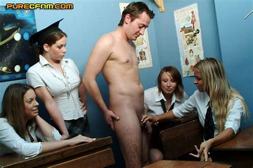 Junior Lady And A Shy Schoolgirl Boy #Cfnm #Punishment #From #The #Teacher #In #Front #O