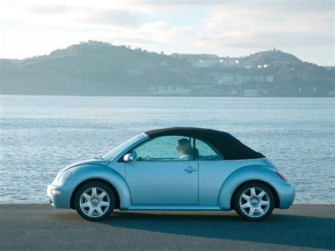 Volkswagen Beetle 2003 by 2003 Volkswagen New Beetle Information And Photos